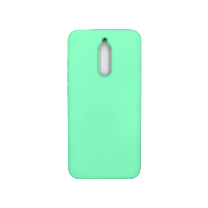 Θήκη Xiaomi Redmi 8 Silky and Soft Touch Silicone λαχανί 1