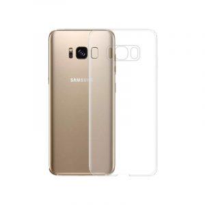 Θήκη Σιλικόνης 0.3mm Διάφανο Samsung S8 Plus
