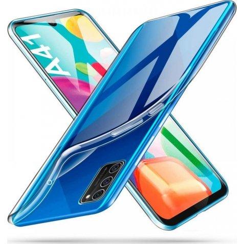 Θήκη Σιλικόνης 0.3mm Διάφανο Samsung Galaxy A41 Διαφημιστικό