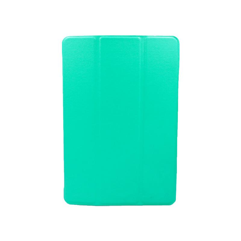θήκη huawei tablet mediaPad M5 lite 10.1'' πλάτη σιλικόνη τιρκουαζ 1
