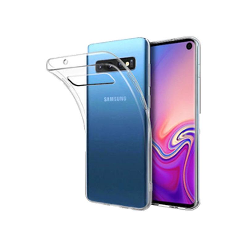 Θήκη Σιλικόνης 0.3mm Διάφανο Samsung S10
