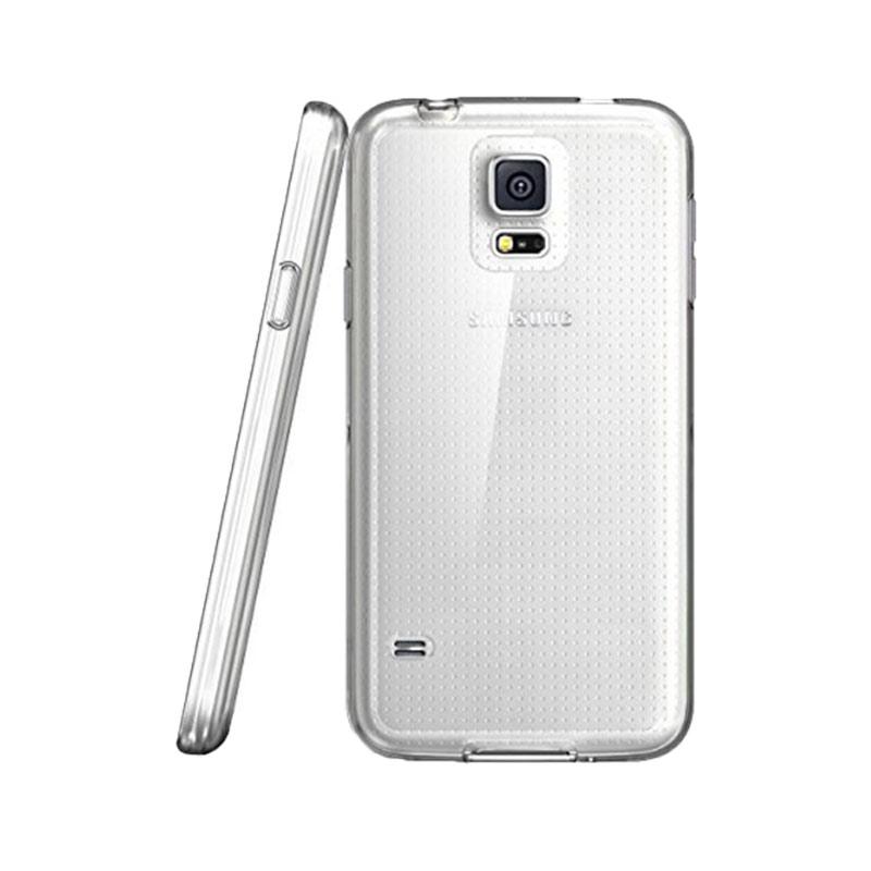 Θήκη Σιλικόνης 0.3mm Διάφανο Samsung Galaxy S5