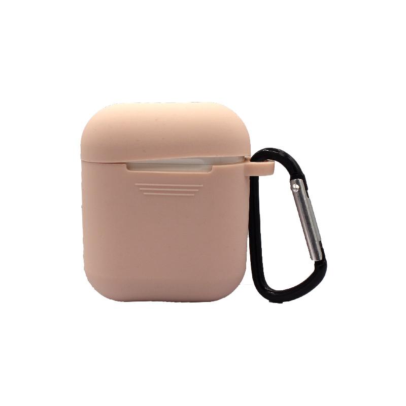 θήκη για airpods απαλό ροζ 2