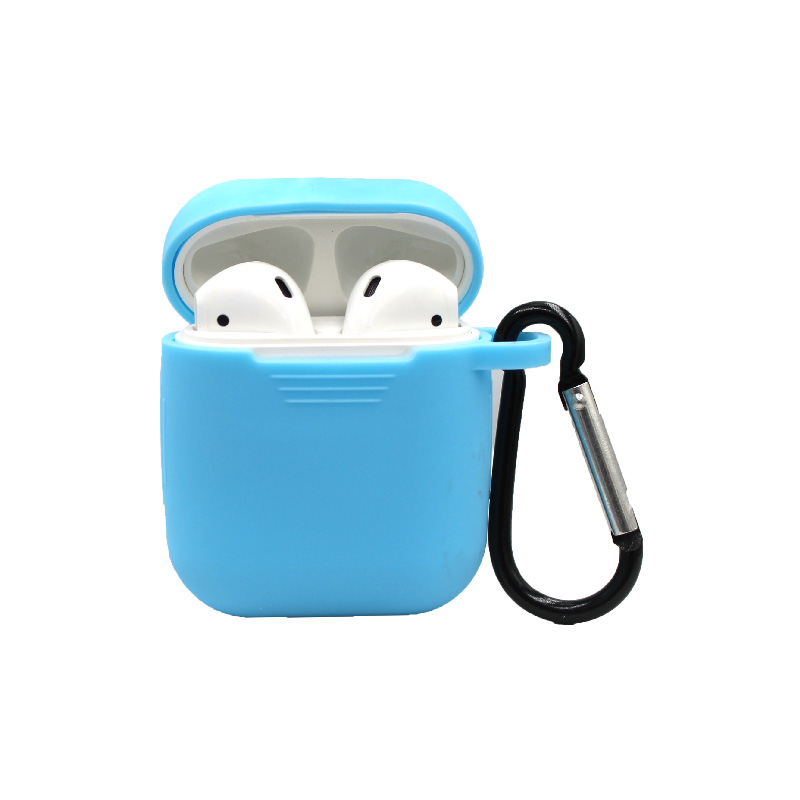 θήκη για airpods γαλάζιο 1