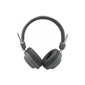 Karler Bass 008 ασύρματα ακουστικά γκρι 1