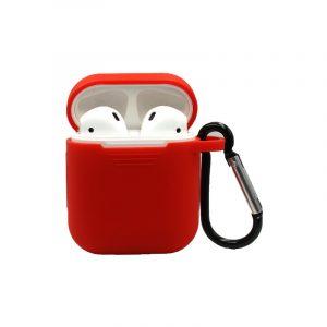 θήκη για airpods κόκκινο 1