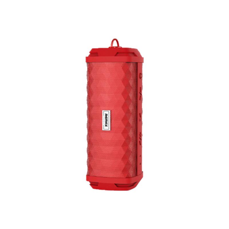Remax Portable Bluetooth Speaker RB-M12 Κόκκινο