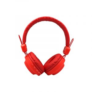 Karler Bass 008 ασύρματα ακουστικά κόκκινο 1