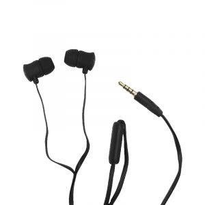 karler bass 402 ενσύρματα ακουστικά μαύρο