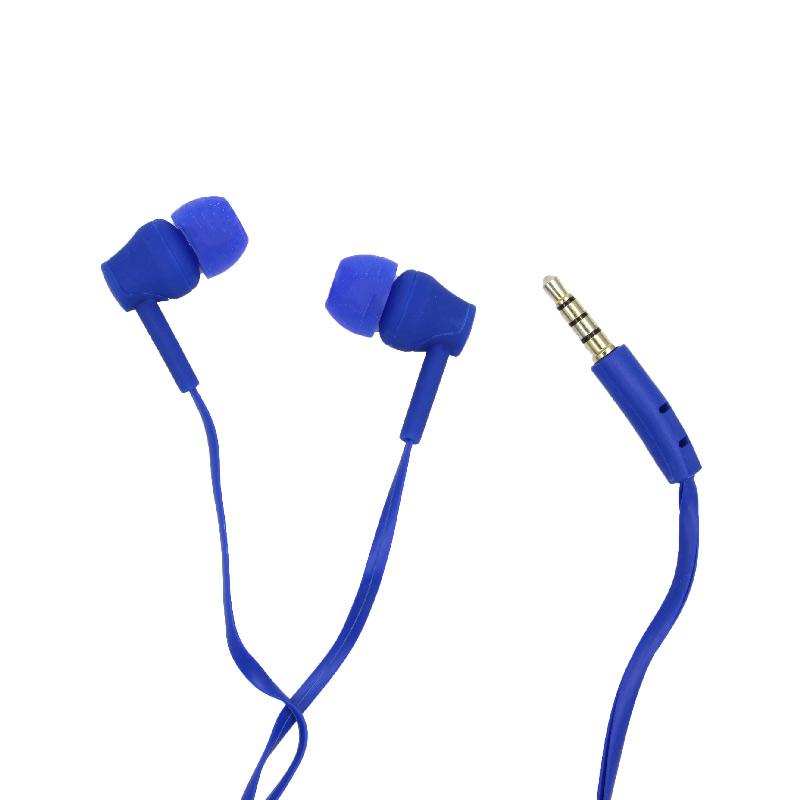 karler bass 401 ενσύρματα ακουστικά μπλε 1