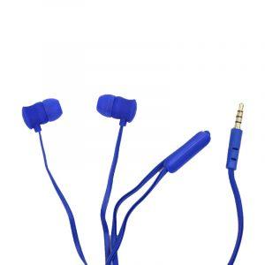 karler bass 402 ενσύρματα ακουστικά μπλε