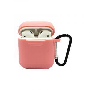 θήκη για airpods ροζ 1