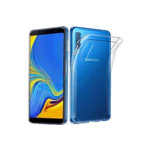 Θήκη Σιλικόνης Διάφανο Samsung Galaxy A7 2018