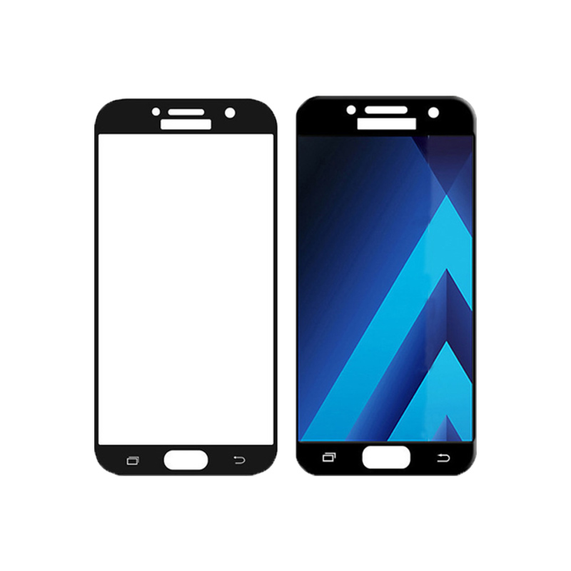 Προστασία οθόνης Full Face Tempered Glass 9H για Samsung Galaxy A7 2017