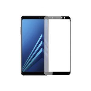 Προστασία οθόνης Full Face Tempered Glass 9H για Samsung Galaxy A5 / A8 2018 Μαύρο