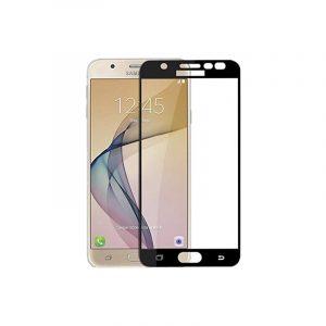Προστασία οθόνης Full Face Tempered Glass 9H για Samsung Galaxy J3 2016 Μαύρο