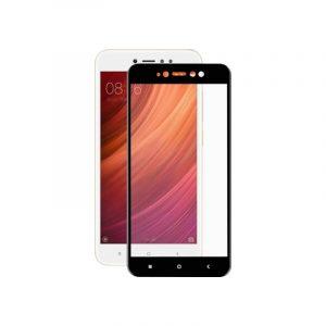 Προστασία οθόνης Full Face Tempered Glass 9H για Xiaomi Redmi Note 5A Μαύρο