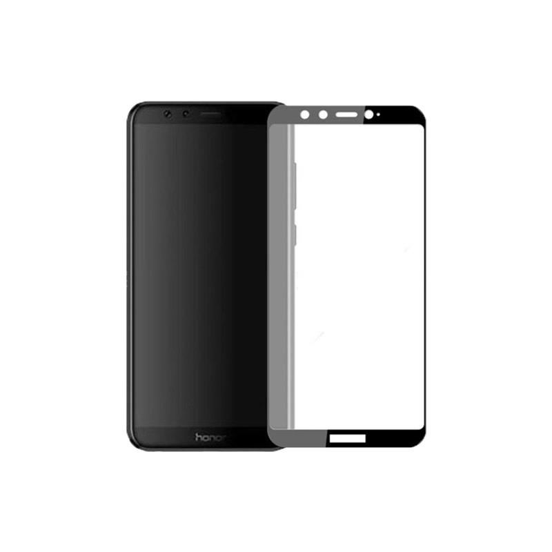 Προστασία οθόνης Full Face Tempered Glass 9H για Honor 9 Lite Μαύρο