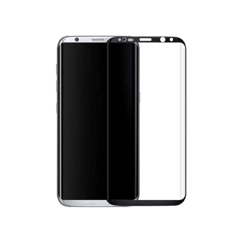 Προστασία οθόνης Full Face Tempered Glass 9H για Samsung Galaxy S20 Plus Μαύρο