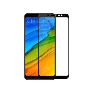 Προστασία οθόνης Full Face Tempered Glass 9H για Xiaomi Redmi Note 5 / Note 5 Pro Μαύρο