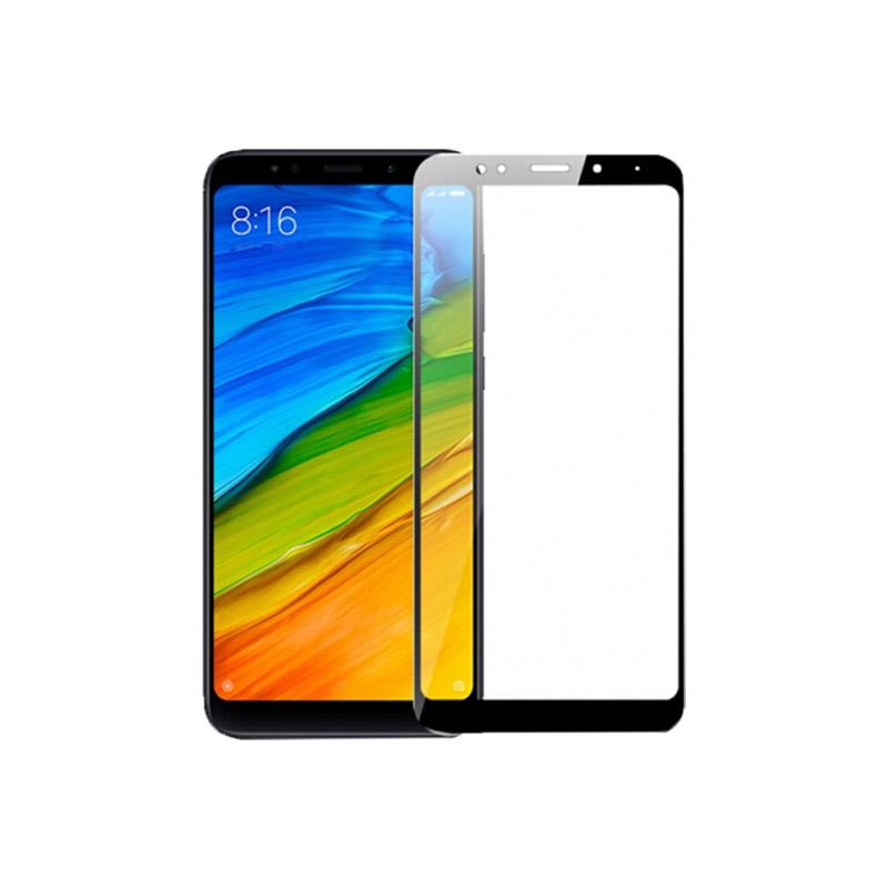Προστασία οθόνης Full Face Tempered Glass 9H για Xiaomi Redmi 5 Μαύρο