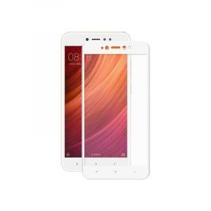 Προστασία οθόνης Full Face Tempered Glass 9H για Xiaomi Redmi Note 5A Άσπρο