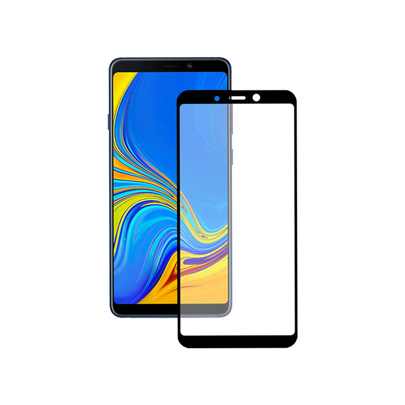 Προστασία οθόνης Full Face Tempered Glass 9H για Samsung Galaxy A9 2018