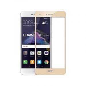 Προστασία οθόνης Full Face Tempered Glass 9H για Huawei P8 Lite 2017 / P9 Lite 2017 Χρυσό