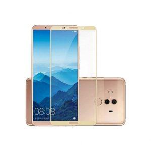 Προστασία οθόνης Full Face Tempered Glass 9H για Huawei Mate 10 Pro Χρυσό