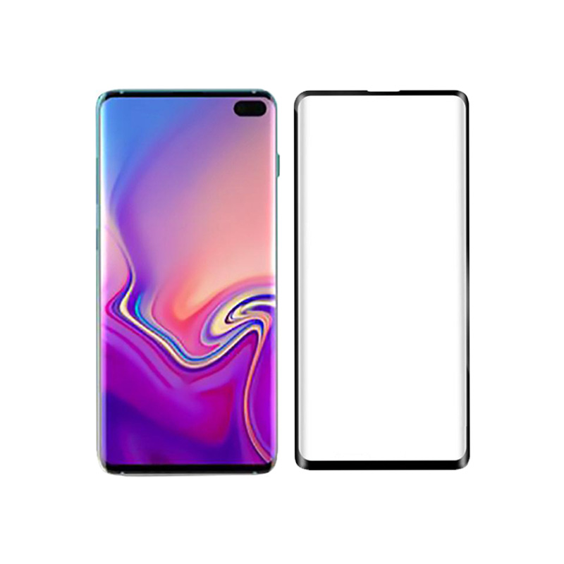 Προστασία οθόνης Full Face Tempered Glass 9H για Samsung Galaxy S10 Plus