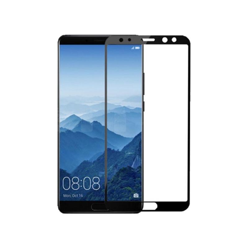 Προστασία οθόνης Full Face Tempered Glass 9H για Huawei Mate 10 Pro Μαύρο