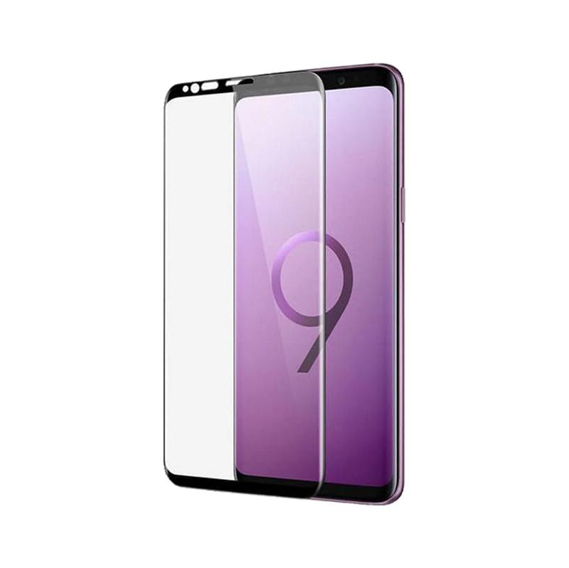 Προστασία οθόνης Full Face Tempered Glass 9H για Samsung Galaxy S9 Plus Μαύρο