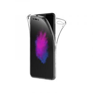 Θήκη 360 Full Cover Σιλικόνης Διάφανο Xiaomi Redmi 5A