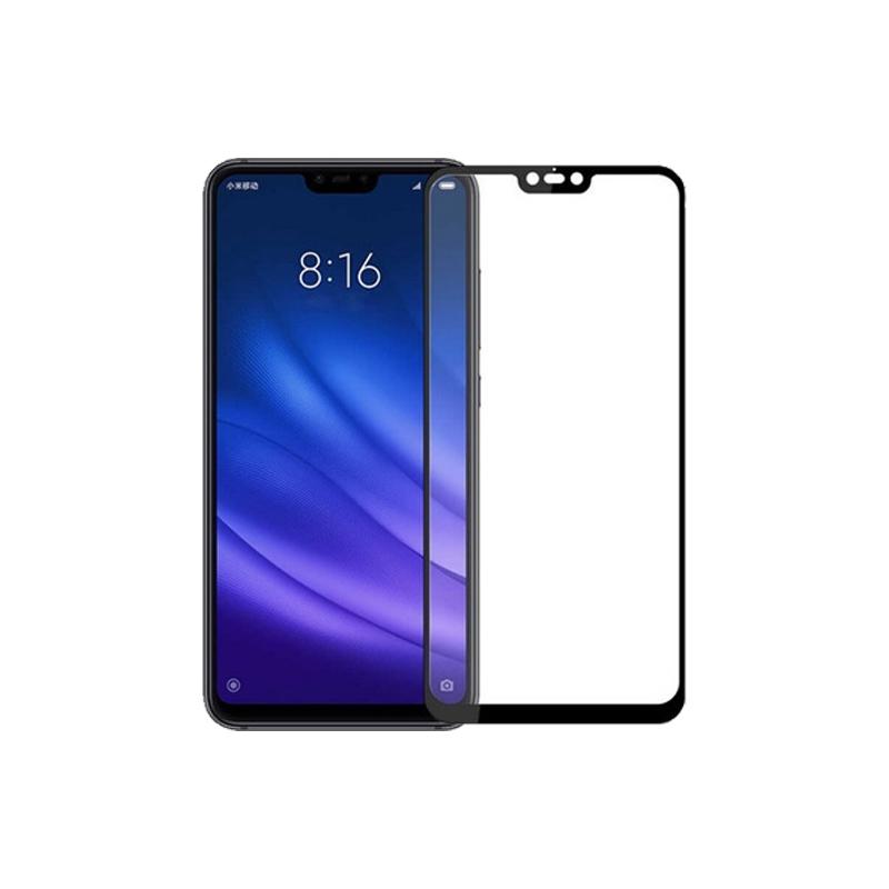 Προστασία οθόνης Full Face Tempered Glass 9H για Xiaomi Mi 8 Lite