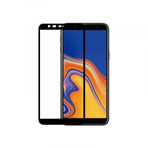 Προστασία οθόνης Full Face Tempered Glass 9H για Samsung Galaxy J6 Plus