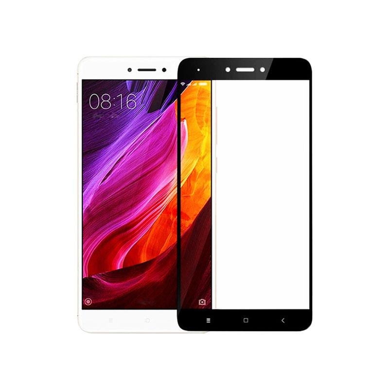 Προστασία οθόνης Full Face Tempered Glass 9H για Xiaomi Redmi Note 4 / 4X Μαύρο
