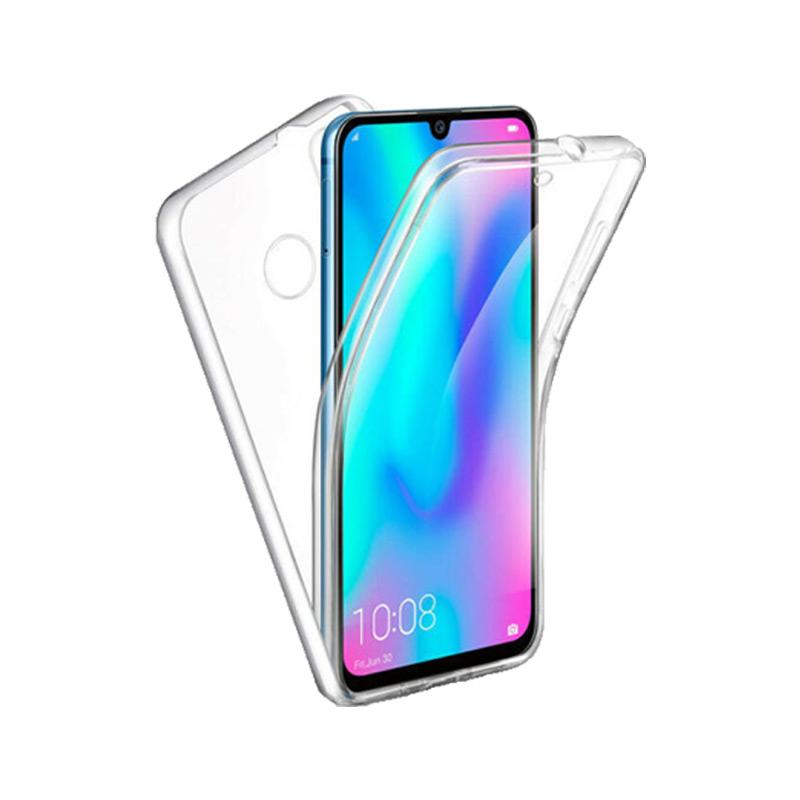 Θήκη 360 Full Cover Σιλικόνης Διάφανο Xiaomi Redmi Note 7 / Note 7 Pro