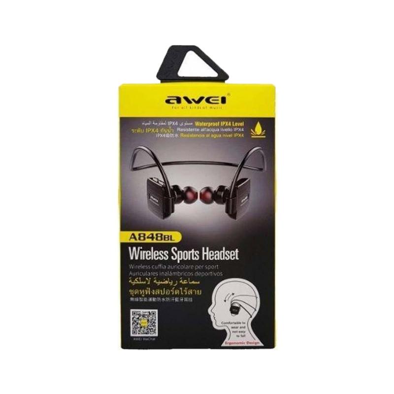 Ασύρματα Bluetooth Ακουστικά Awei A848BL 3