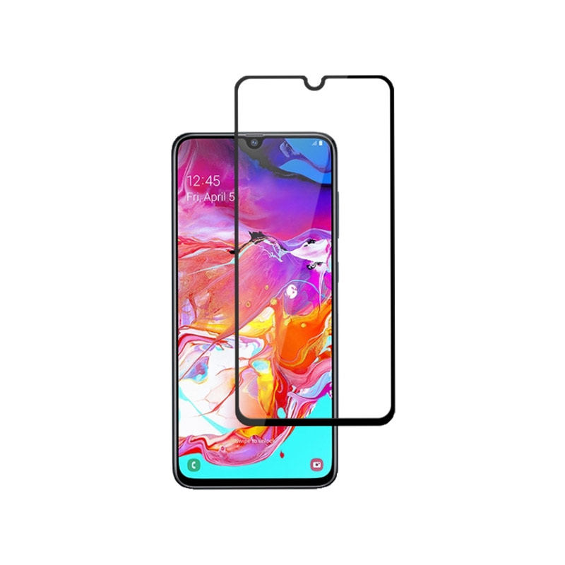 Προστασία οθόνης Full Face Tempered Glass 9H για Samsung Galaxy A70 / A70s