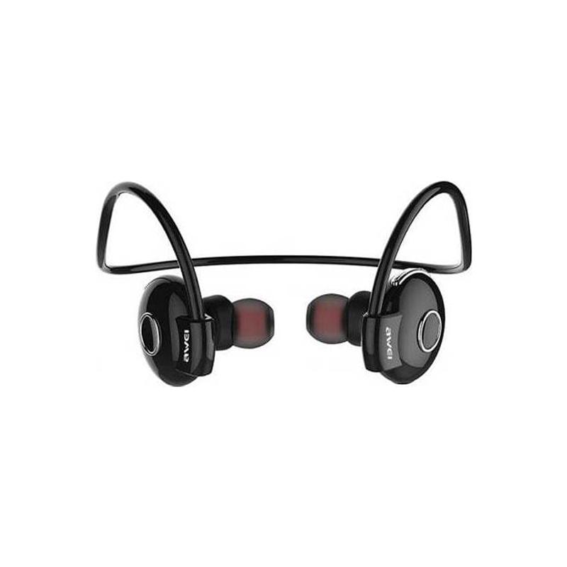 Ασύρματα αθλητικά Bluetooth ακουστικά Awei A845BL