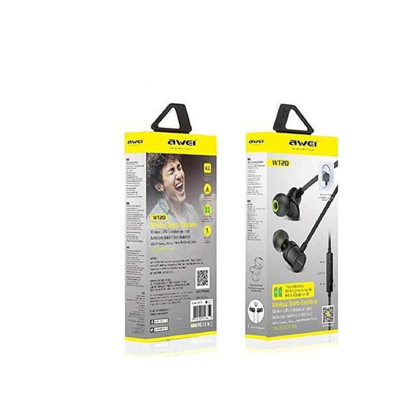 Ασύρματα Bluetooth Ακουστικά Awei WT20 4
