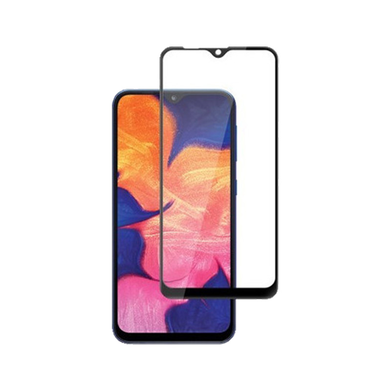 Προστασία οθόνης Full Face Tempered Glass 9H για Samsung Galaxy A10s