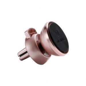 Remax RM-C19 Μαγνητική Βάση Στήριξης Αυτοκινήτου ροζ
