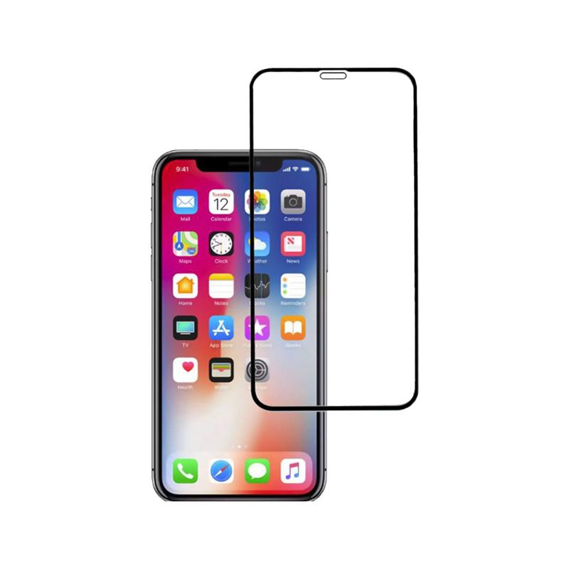 Προστασία οθόνης Full Face Tempered Glass 9H για iPhone Xs Max