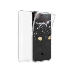 Θήκη 360 Full Cover Σιλικόνης Διάφανο Samsung Galaxy A70 / A70S