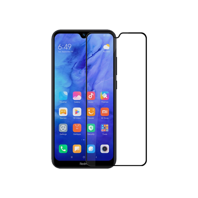 Προστασία οθόνης Full Face Tempered Glass 9H για Xiaomi Redmi Note 8Τ