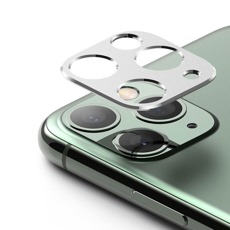 Ringke Camera Styling Bezel Ασημί για iPhone 11 Pro / 11 Pro Max
