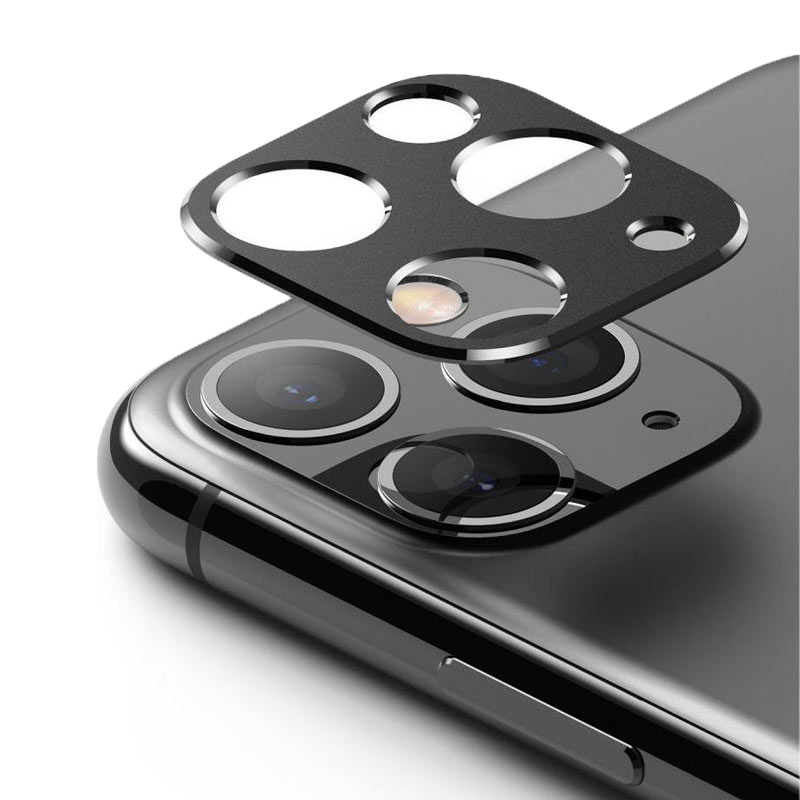 Ringke Camera Styling Bezel Μαύρο για iPhone 11 Pro / 11 Pro Max
