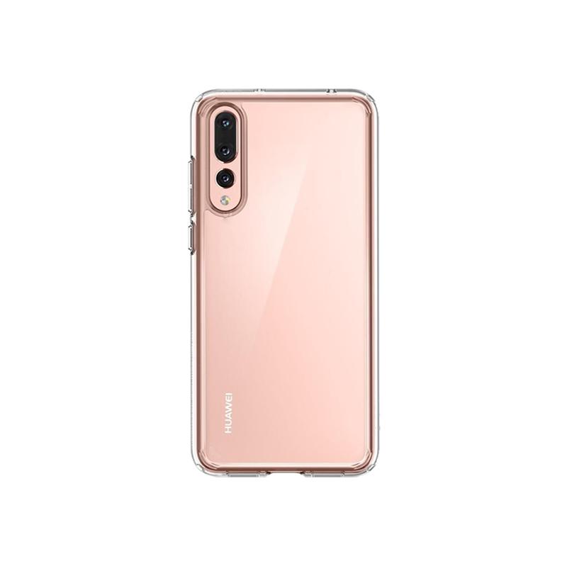 Θήκη 360 Full Cover Σιλικόνης Διάφανο Huawei P20 Pro