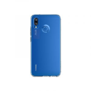 Θήκη 360 Full Cover Σιλικόνης Διάφανο Huawei P20 Lite